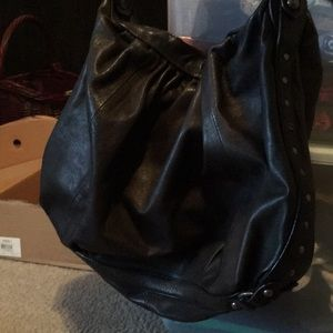 Large Juicy Couture Soft Leather Hobo preowned